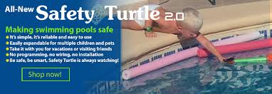 pool safety child safety water and pool alarm safety turtle
