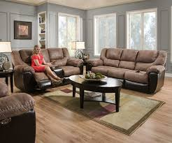 Simmons Reclining Sofa Darby Home Co Simmons Upholstery Derosier Reclining Sofa Reviews