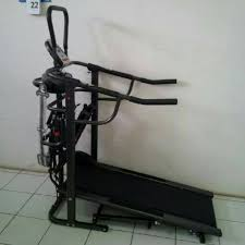 Treadmill Manual Tl 002 1 Fungsi total fitness treadmill manual 6 fungsi tl004 elevenia
