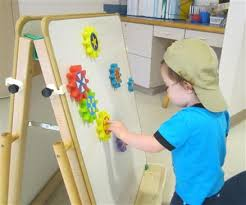 magnetic easel for toddlers our world of growing toddlers photo gallery