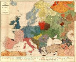 Switzerland Map Europe by Ethnographic Map Of Europe Cultures And Ethnicities Lausanne