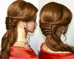 fan and sock bun hair tutorial video dailymotion easy and stylish hairstyle video dailymotion