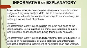controversial topics to write a research paper on pro con essay office of academics and transformation department of office of academics and transformation department of english informative or explanatory informative essays can compare viewpoints
