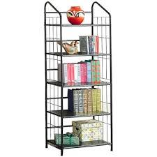 Metal Bookcase Coaster Bookcases Casual Metal Bookcase Coaster Fine Furniture