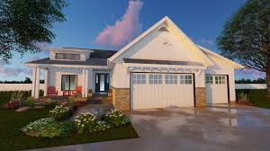 farmhouse house plan 100 1203 3 bedrm 1701 sq ft home 100 1203 front elevation of farmhouse home theplancollection house plan 100 1203
