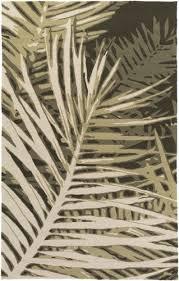 Palm Tree Runner Rug Indoor Outdoor Tropical Rugs
