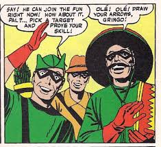 cartoon cinco de mayo silver age gold happy cinco de mayo