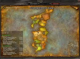 World Of Warcraft Maps by Flightmap Map Coords Compasses World Of Warcraft Addons
