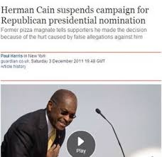 Herman Cain Meme - herman cain meme by wunterschlaush meme center