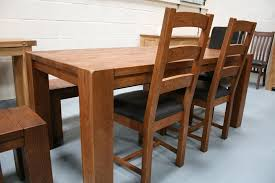 solid oak table with 6 chairs dining room stunning solid oak dining set solid oak kitchen table