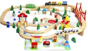 Make Wooden Toy Train Track by Educational Toys Diy Wooden Train Track Buy Train Track Wooden