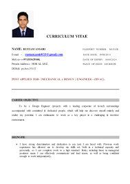 career objective for mechanical engineer resume mechanical hvac engineer