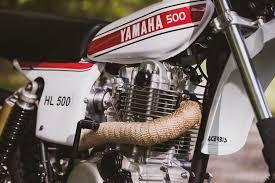 yamaha husky restorations yamaha hl500