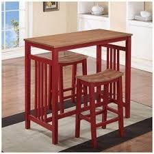 3 piece kitchen bistro set foter