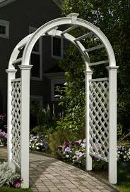 wedding arbor kits a white wedding arch the wedding setting top 10 gazebo