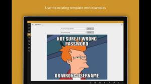 Meme Generator Black Background - developer submission meme generator a new universal windows 10