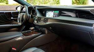 which lexus sedan is the biggest 2018 lexus ls luxury sedan 10 things to know about the new car