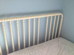 Jenny Lind Full Bed Spotted Land Of Nod Jenny Lind Bookshelf U0026 Full Bed 175