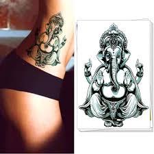 tattoo home decor online get cheap indian god tattoo aliexpress com alibaba group