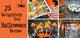 25 delightfully fun halloween recipes simple sojourns