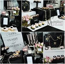 Chanel Party Decorations 1321 Best Channel Inspired Images On Pinterest 15 Years