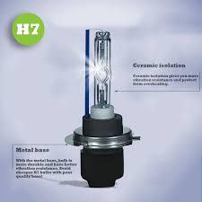 nissan almera xenon lights h7 4200k hid bulb mitsubishi canter nissan qashqai interstar