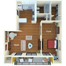 1 Bed 1 Bath Apartment Four Quarters Habitat Apartments Miami Fl Available Apartments