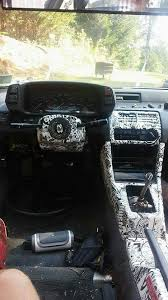 Car Interior Smoke Bomb Trick And Tips Sticker Bomb Idea Design For Vehicles As Well As
