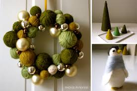 Handmade Christmas Decoration by Handmade Christmas Decoration Ideas Home Design Inspiration