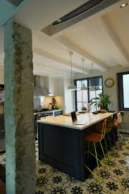 house tour an eclectic look in this loft style walk up apartment mr nicholas longstaff 38 shares the third floor apartment with his partner who works as a newproducts manager for a bank mr longstaff says