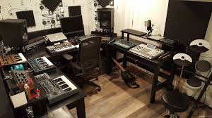 recording studio workstation desk home studios recording studio photo gallery