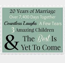 20 year wedding anniversary 20th anniversary gift idea 20 year wedding anniversary keychain