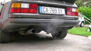 porsche 944 exhaust system porsche 944 exhaust sound