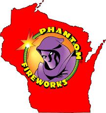 Casinos In Wisconsin Map by Phantom Fireworks Locations Wisconsin