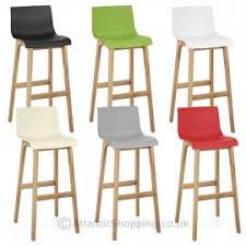 chaise de bar cool chaise et tabouret de bar drift resine bois eliptyk