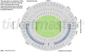Anz Stadium Floor Plan Tickets Ed Sheeran Docklands Vic At Ticketmaster