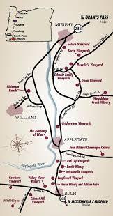 Oregon Winery Map by Home Rosella U0027s Vineyard U0026 Winery