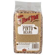 bob u0027s red mill pinto beans 27 oz 765 g iherb com