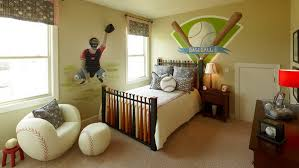 Boys Bedroom Decorating Ideas Sports Sports Themed Boys Room - Boys bedroom decorating ideas sports