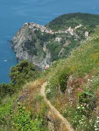 Cinque Terre Map A Path To Lunch