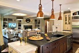 Copper Kitchen Light Fixtures Copper Kitchen Lights Mekomi Co