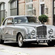 classic bentley interior a classic 1950s bentley s1 continental sport saloon owned by sir