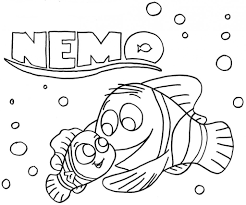 luxury finding nemo coloring pages 14 for line drawings with