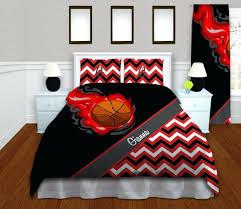 Teenagers Duvet Covers Duvet Covers Girls Basketball Duvet Cover Red Teen Bedding Kids