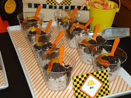 construction party ideas 60 best construction tonka truck party images on