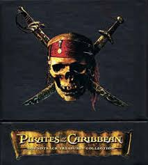 pirates caribbean soundtrack treasures collection