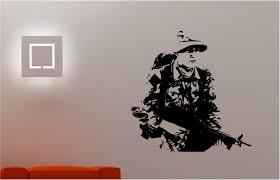 28 army wall stickers wall sticker vinyl decal soldier army wall stickers army soldier military man wall art sticker bedroom kids
