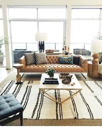 Decorating With Brown Leather Sofa Light Brown Leather Sofa Living Room Ideas Thecreativescientist