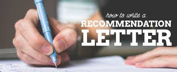 how to write a recommendation letter creative market blog
