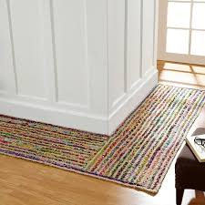 accent rug astoria l shaped indoor accent rug by better trends 2 x 5